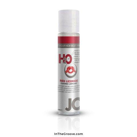 Jo 1 oz H2o Flavored Red Licorice