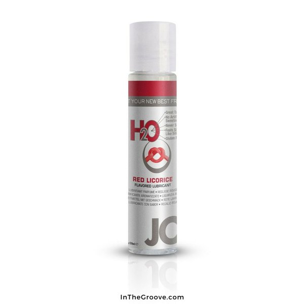 System Jo Jo 1 oz H2o Flavored Red Licorice