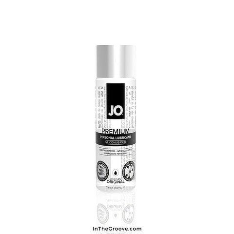 JO 2 oz Silicone Lubricant