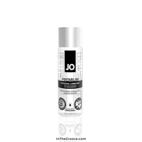 System Jo JO 2 oz Silicone Lubricant