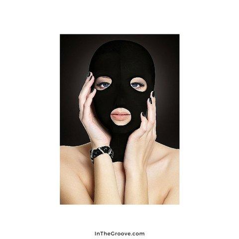 Subversion Eye Mask