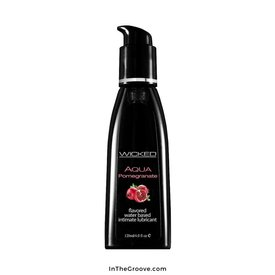 Wicked Sensual Care Wicked Aqua Pomegranate 2oz