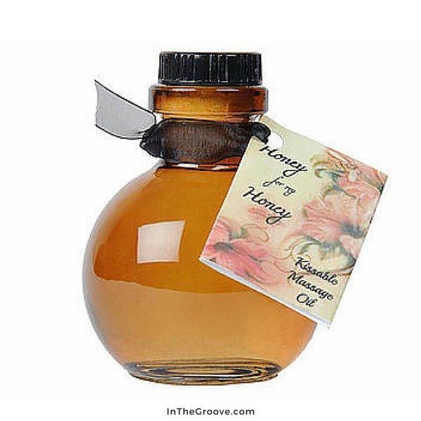 Olivia's Boudoir Kissable Oil