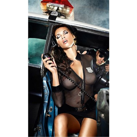 Baci Sexy Cop