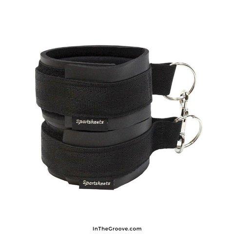 Sports Cuffs Black