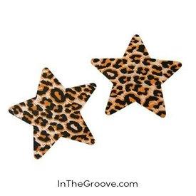 Leopard Star Pasties