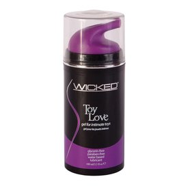 Wicked Sensual Care Wicked Sensual Care Toy Love Waterbased Gel - 3.3 oz
