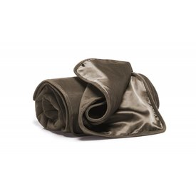 Liberator Fascinator Throw - Espresso