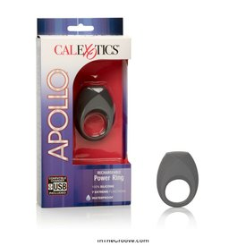 California Exotic Apollo Rechargeable Power Ring