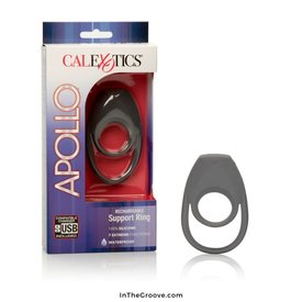 California Exotic Apollo Rechargeable Support Cock Ring