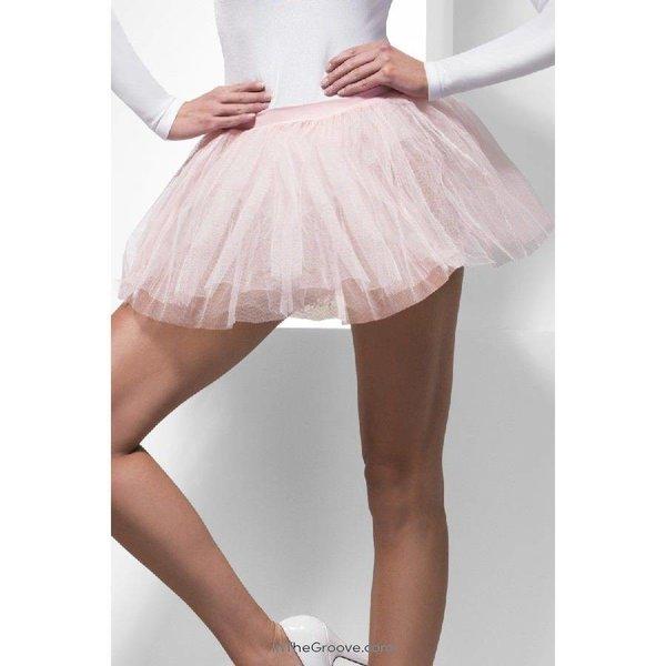 Fever/Smiffys Tutu Underskirt Pink - One Size