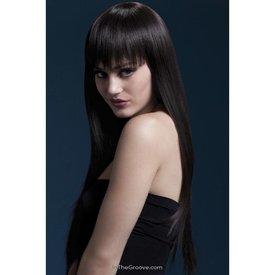 Fever/Smiffys Jessica Wig - Black