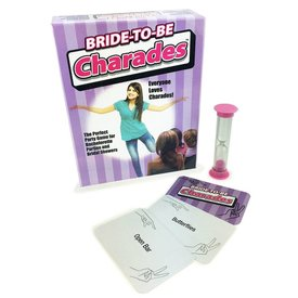 Little Genie Bride To Be Charades Game