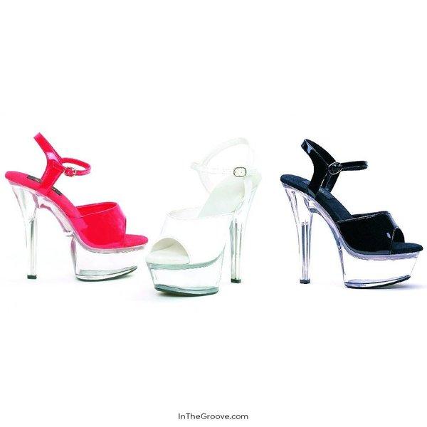 "Juliet 6"" Heel Open Toe Shoe"