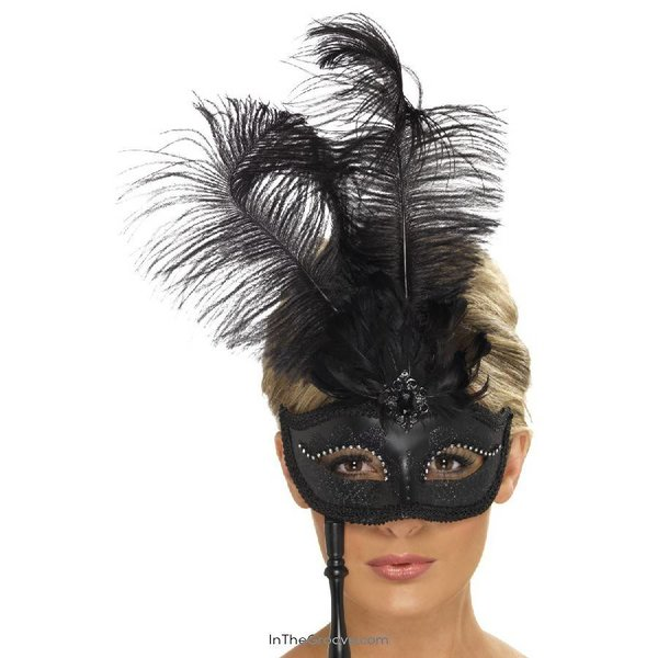 Fever/Smiffys Baroque Fantasy Eyemask