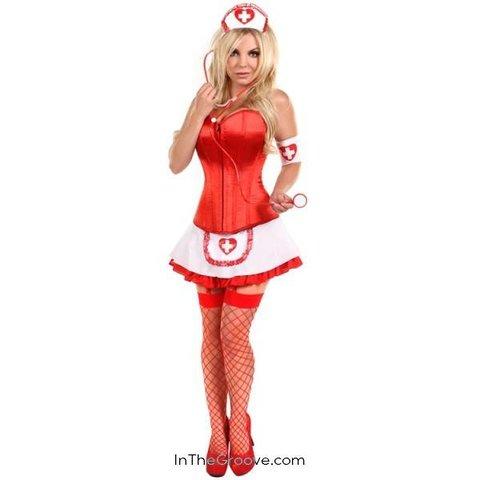 Nurse Corset Costume