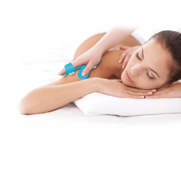 Fuzu Glove Massager - Blue