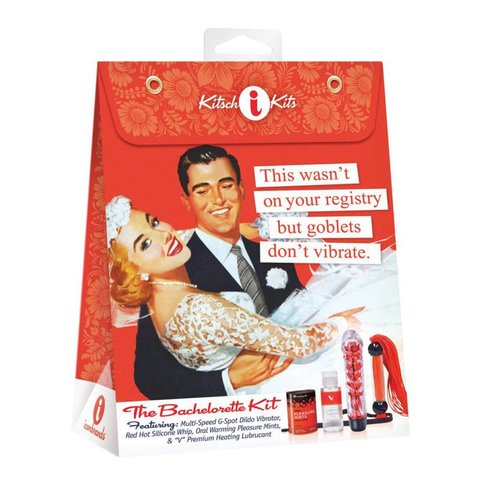 The Bachelorette Kitsch Kit