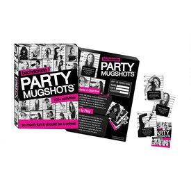 Bachelorette Party Mugshot Game