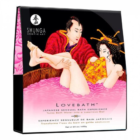 Love Bath Gel Pearls