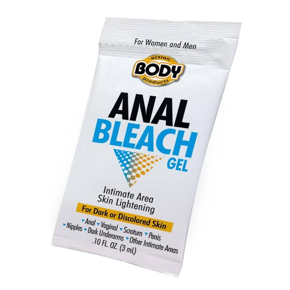 Anal bleach pic