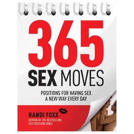365 Sex Moves: Positions For Every Day