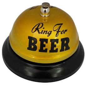 Ring For A Beer Table Bell