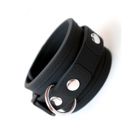 Silicone Locking Wrist Cuffs