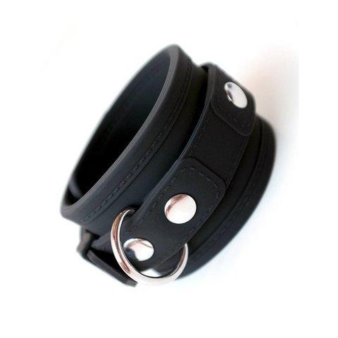 Silicone Locking Wrist Cuffs