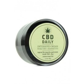 Earthly Body Earthly Body CBD Daily Concentrated Cream - 1.7 oz