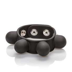 California Exotic Weighted Silicone Ball Stretcher