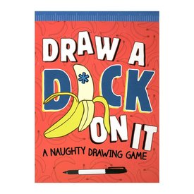 Draw A Dick On It Game