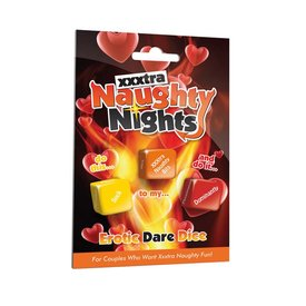XXXtra Naughty Nights Raunchy Dare Dice