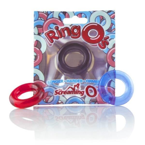 Screaming O Ring O's