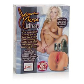 CalExotic Jana Cova Dual Pleasure Pussy And Ass