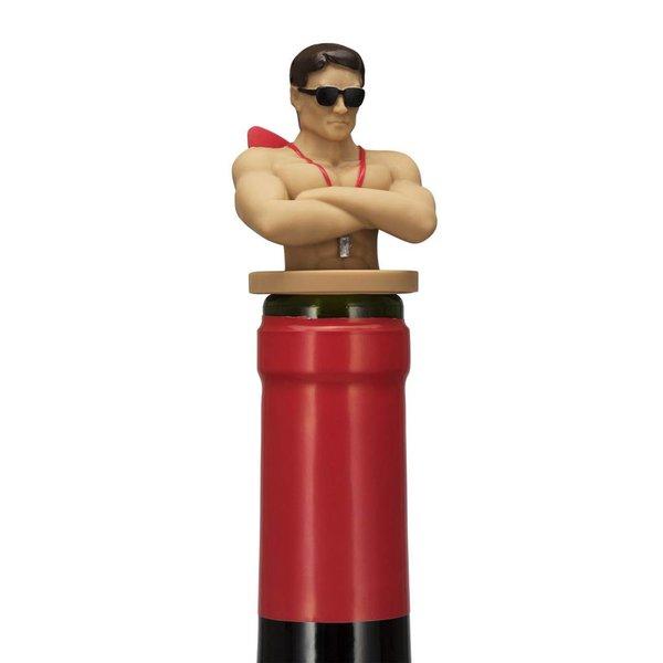 Life Guard Wine Bottle Stopper
