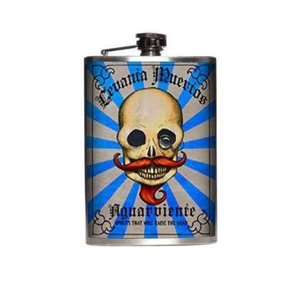 Groove Muertos Flask