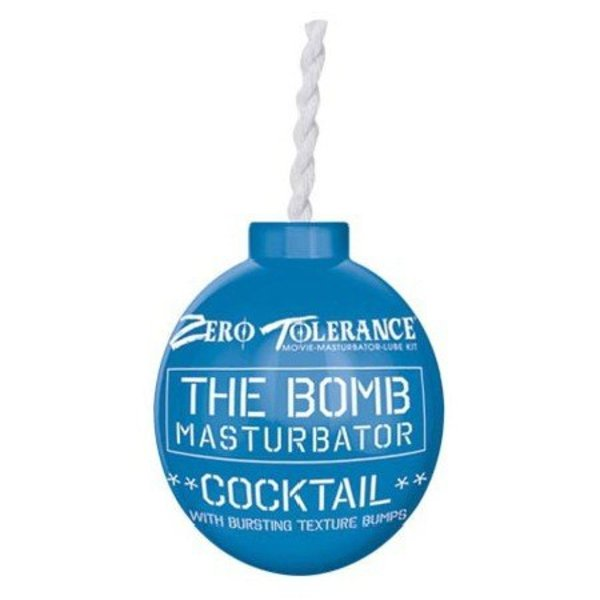Cocktail Bomb Masturbation Sleeve