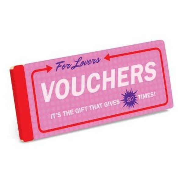 Knock Knock Vouchers For Lovers
