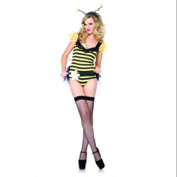 Bumblebee Babe Costume