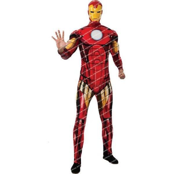 Iron Man Men's Costume