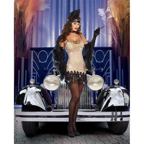 Jazzy Jezebel Costume