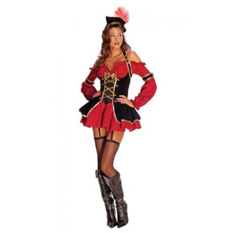 Pirate Booty Costume