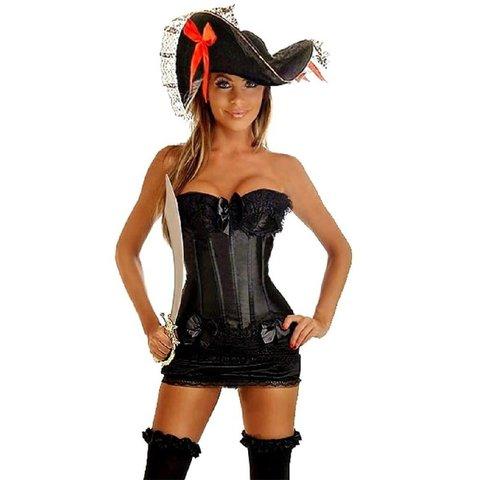 Pirate Pin-Up Costume