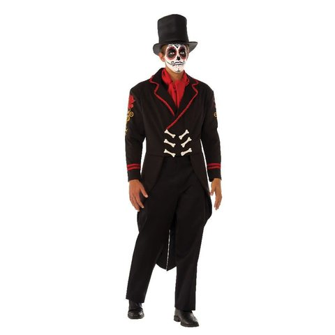 Senor Muerto Men's Costume