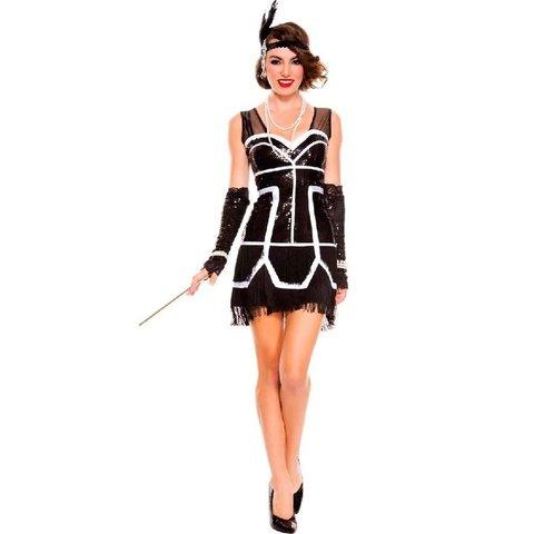 Sexy Flapper Costume