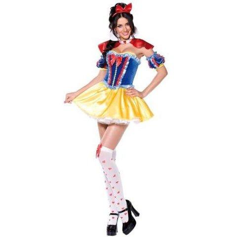 Snow Princess Costume