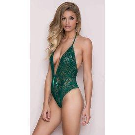 Holly Green Teddy
