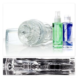 Fleshlight Fleshlight Go Stamina Trainer - Torque Ice Kit