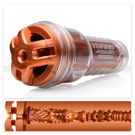 Fleshlight Fleshlight Stamina Trainer Turbo - Ignition Copper